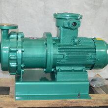 不銹鋼磁力化工泵CQB65-40-200防爆磁力泵圖片