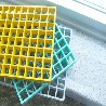 塑料方格板排水溝蓋板玻璃鋼格板廠家直銷