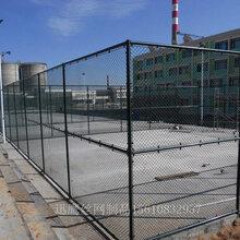 球场围栏供应A篮球场围网价格A南阳铁丝围栏网图片