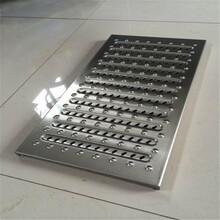 酒店后厨过滤网板,304不锈钢盖板,201不锈钢排水篦子图片