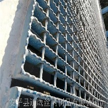 迅鹰平台钢格板A电厂平台钢格板走道板A安庆平台钢格板批发图片