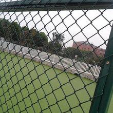 淮南绿茵场球场围网生产安装A勾花球场围网厂家指导安装A迅鹰铁丝勾花球场围网厂家
