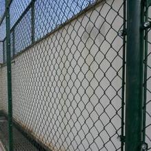 塘沽包塑篮球场围网规格图片
