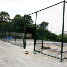 长宁小区篮球场围网厂家图片