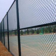 梁平公园篮球场围网厂家图片