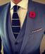 苏州男士修身西服定做厂家利特豪尔服饰量身定制百分百羊毛面料一套定制个性化定制