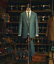彪悍的人生不需要解释从穿一套定制西装开始量身定做