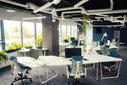 北京哪里有创意办公室软装设计公司图片