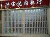 西安咸阳豪华PVC折叠门超透明水晶折叠门卷帘门
