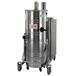 西安大功率吸尘器铸造车间吸尘机威德尔双层桶集尘机