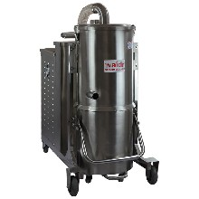 110L双层大集尘桶吸尘器威德尔吸高温粉尘高温物料耐高温工业吸尘器