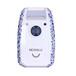 家瑞康家用制氧机JLO-390i孕妇老人氧气机便携轻巧操作方便3L制氧机青花瓷色