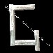 青岛邦凯薄层层析硅胶板G/H型2.57.5cm320片/盒