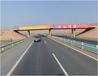 吐鲁番连霍高速火焰山立交桥