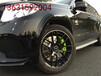 奔驰GLS450升级英国AP8520六活塞刹车套装奔驰刹车改装