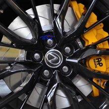 雷克萨斯RX300改装AP8520前六后四刹车卡钳制动器改装百车汇刹车改装升级图片