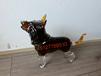 玻璃宠物狗500ml生肖狗