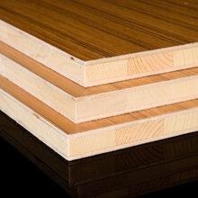 西林迈柏牌E0级别实木生态板|高档家具专用环保板材图片