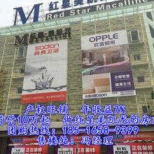 华中城白沙洲红星美凯龙现在什么价格?图片