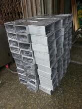 6063-T5大口径厚壁超长铝方管