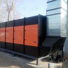 厂家供应橡胶沥青注塑废气处理成套环保设备