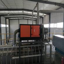 熔噴機無紡布廢氣處理設備環保組合式廢氣凈化器