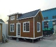 移动房车别墅、度假村别墅、农改别墅、3D装配式别墅图片