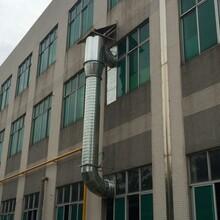 承接消防排烟工程白铁风管加工
