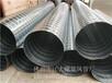 佛山江大厂家直销除尘螺旋风管大直径强度高除尘管道