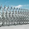 茶山电动门厂家伸缩门加装电机电动门多少钱一米伸缩门价格