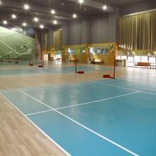 羽毛球pvc地胶,羽毛球运动地板,羽毛球塑胶地板图片