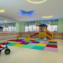 专用幼儿园地板,室外幼儿园地板,奥丽奇塑胶图片