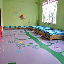 幼儿园专用地板,幼儿园胶地板,奥丽奇品牌图片