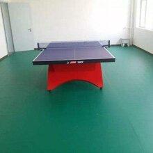 东森游戏主管塑胶地板,乒乓球室地板材料,奥丽奇塑胶图片