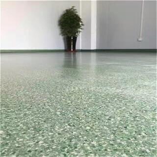 塑胶地板厂家,办公塑胶地板,olychi品牌图片6