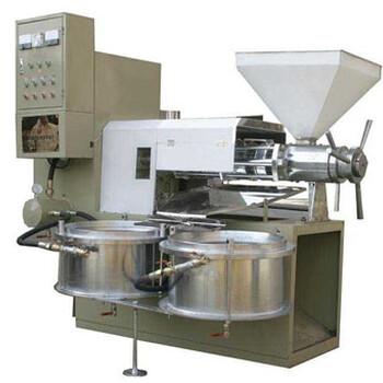 6YL-系列环保型大豆专用全自动螺旋榨油机