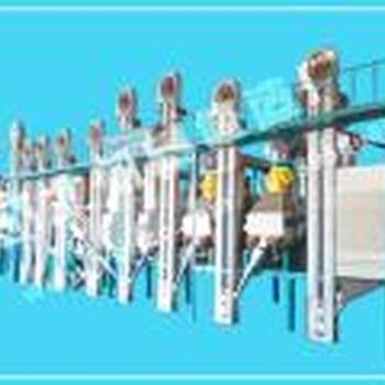 供應中科專利環保6FHB-系列內蒙免淘金黃小米加工設備