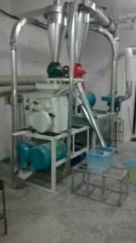 供应专利6FL系列三罗三仓皮芯分离单机磨面机