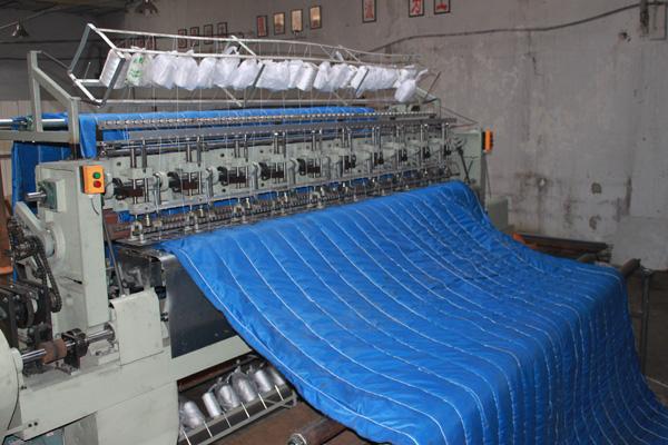 供应环保专利型SDH大棚棉被绗缝机