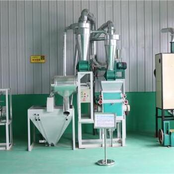 供應環保6FL系列自動上料內蒙小雜糧磨面機廠家