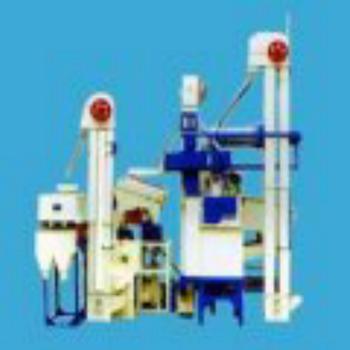 供应环保6FH-系列免淘大米加工设备