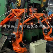 深圳冲压机器人浙江四轴冲压机械手价格