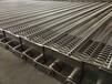 厂家定制污泥烘干机不锈钢链条传送网带