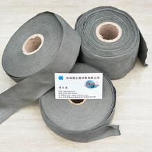 深圳耐高温金属布,钢化玻璃专用高温金属布,触摸屏专用