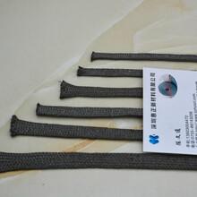 不锈钢纤维套管,耐高温金属套管