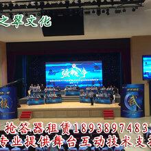 深圳翡之翠文化抢答器租赁图片