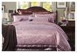 抗菌纯棉床品四件套加工负离子床单被套枕套贴牌批发手工床品四件套