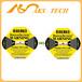 北京防震标签厂家,国产震动指示标签,25g防震标贴