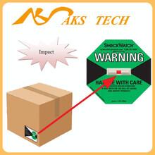 震动感应标签shockwatch100G绿色L-30防震标签