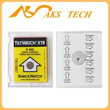 原装进口防倾斜感知器,防倾斜倒置显示标签Tiltwatch-XTR